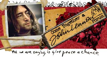 Джон Леннон - форум почитателей